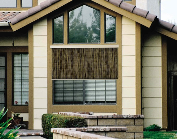Weather Resistant Window Shades
