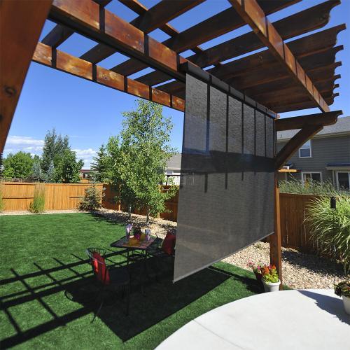 Exterior Solar Shades | Blinds.com