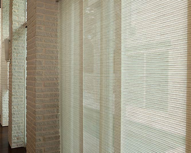 Levolor Fabric Sliding Panels Blinds Com