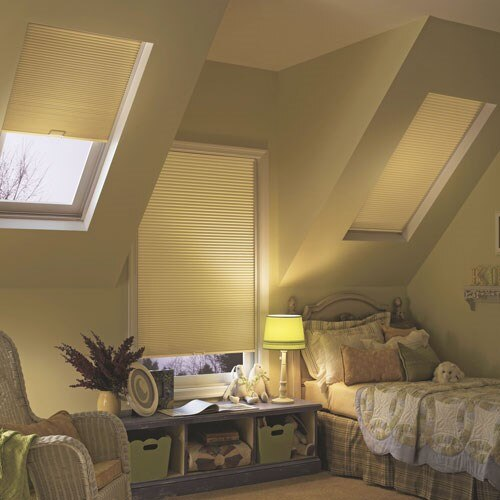 DiamondCell Blackout Cellular Skylight
