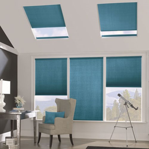 Light Filtering  Cellular Skylight