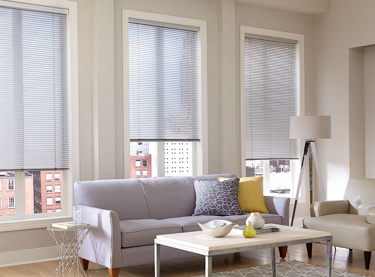 commercial 1 inch mini blinds