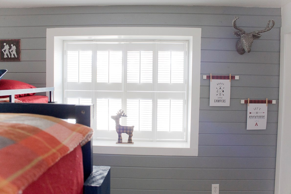 Simplicity Cottage Wood Shutter