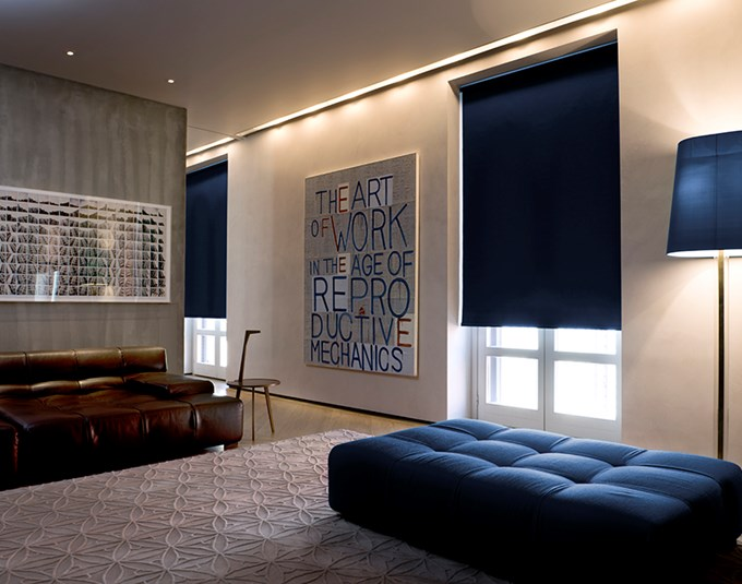 Blackout Roller Shades Blinds Com