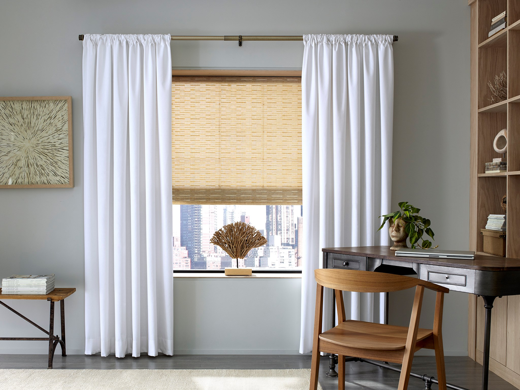 shoppers drapes and blinds horizontals verticals easy rod pocket drapery panel blindscom