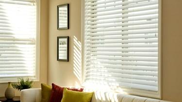 Bedroom Window Treatments - Blinds & Drapes   Blinds.com