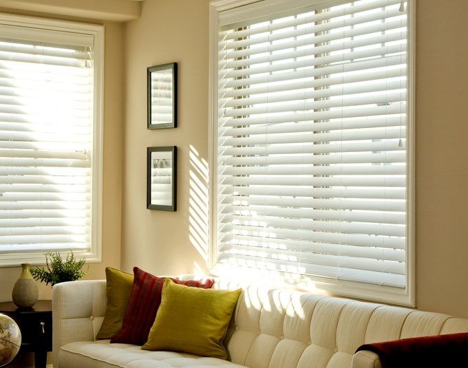 2 1 Ultimate Faux Wood Blind