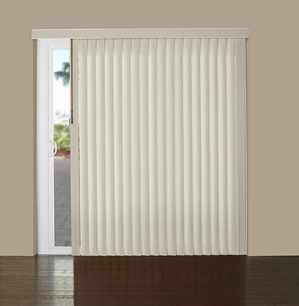S-Shaped Vertical Blind