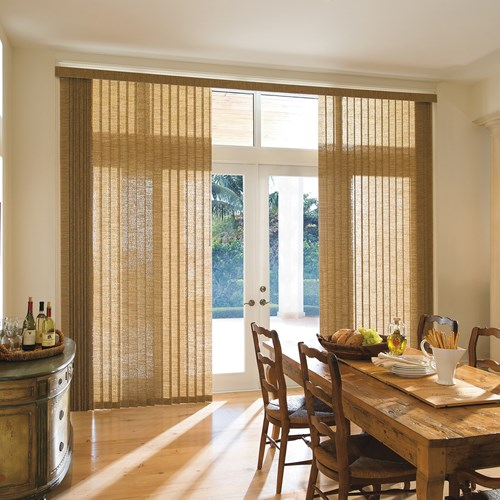 Vertical Fabric Blind