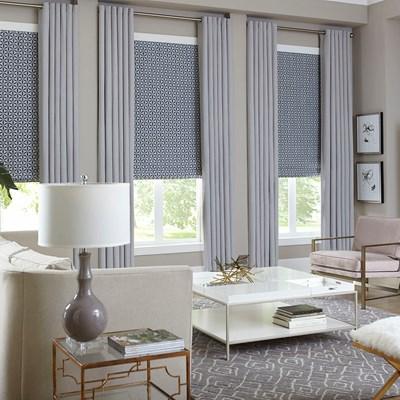 Living Room Window Treatments - Blinds & Drapes | Blinds.com
