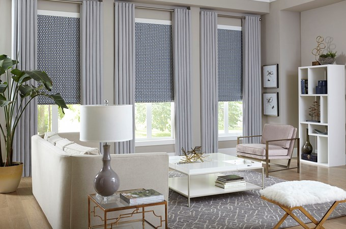 Super Premier Roman Shade | Blinds.com ZM46