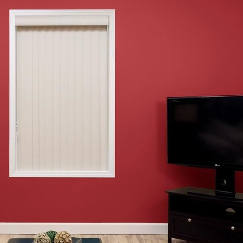 Signature S-Shaped Vinyl Vertical Blind