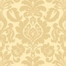 Color Sample - Damask 5% Gold SG1001