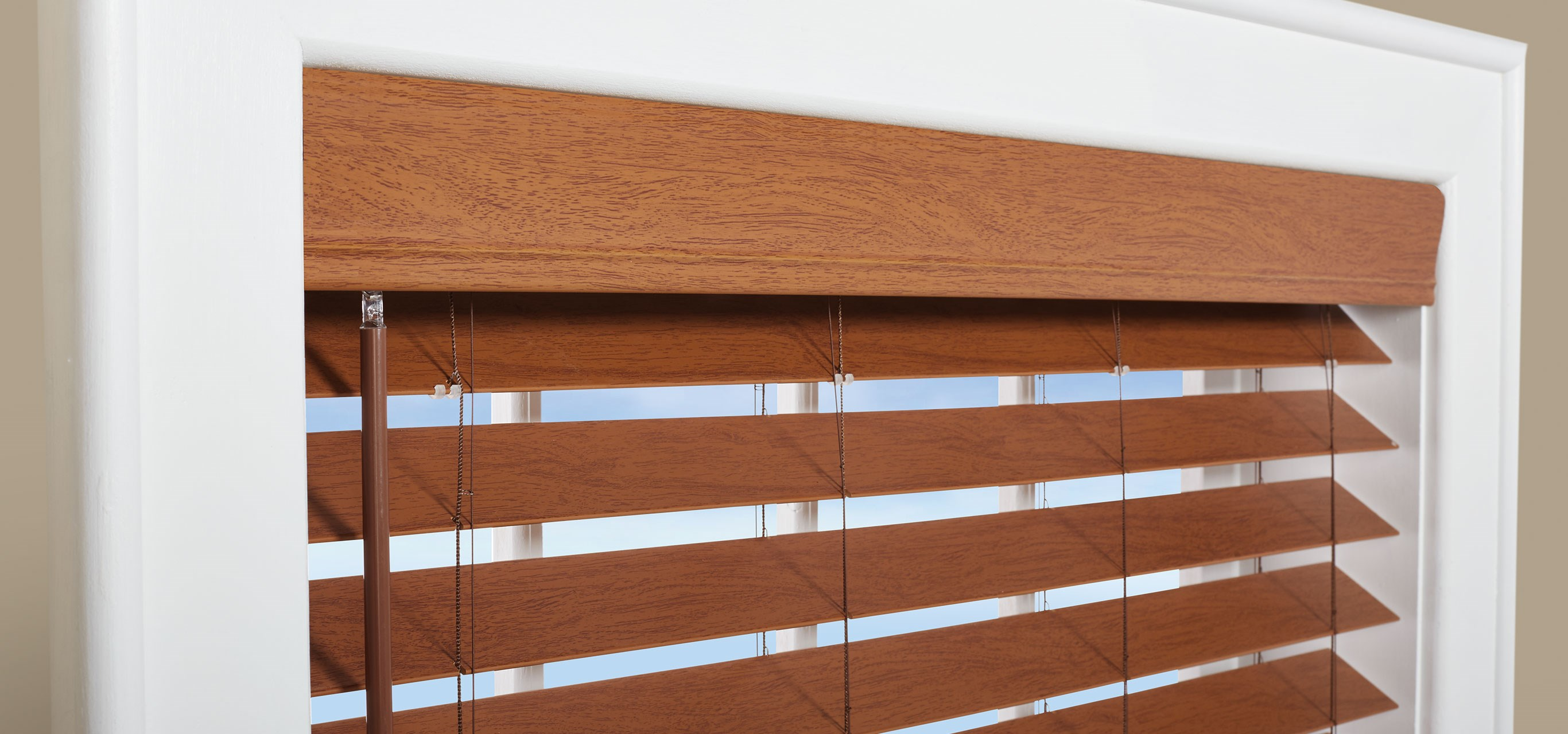 how to clean levolor faux wood blinds