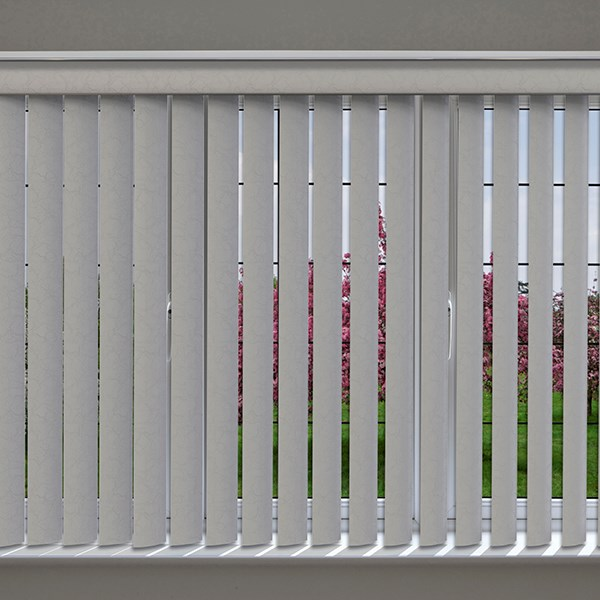 Vertical Vinyl Blind