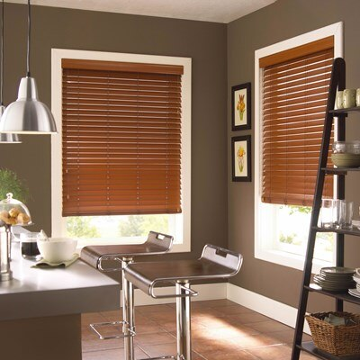 2 Quot Economy Faux Wood Blinds Blinds Com