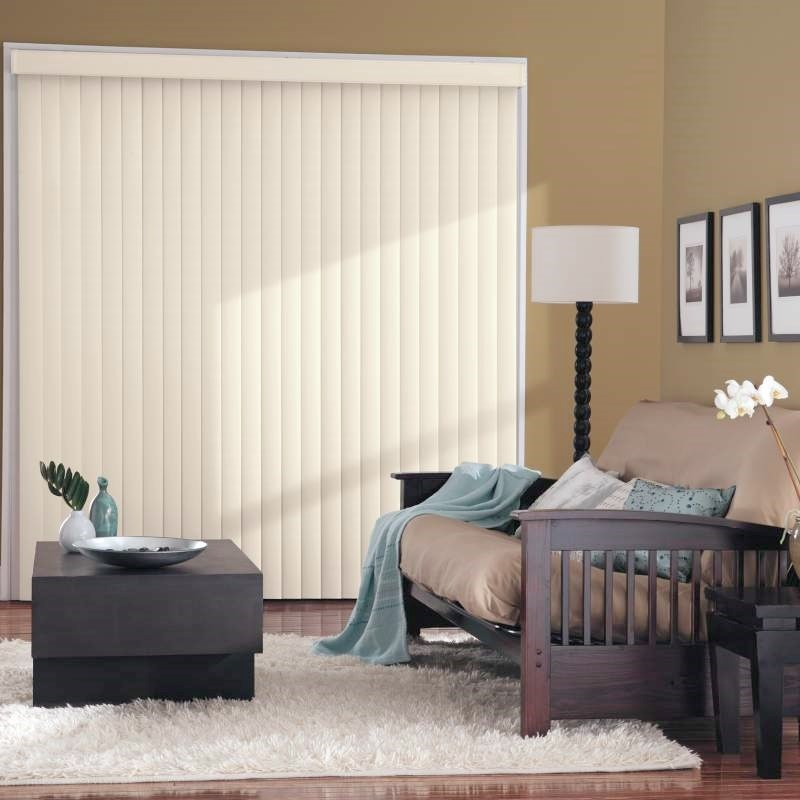 Essentials Vinyl Vertical Blind