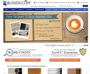 blindssite 300x247 Sizzlin Summer with Blinds.com + Bounce Energy!