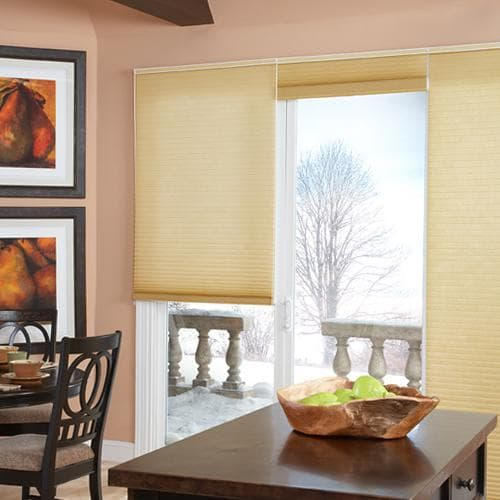 ... Product Highlight Blinds.com Brand Completely Cordless Cellular Shades