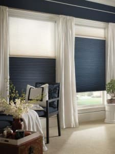 accent color window shades