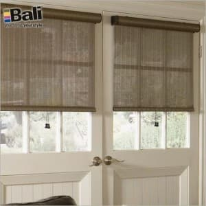 Window Treatments for French Doors - The Finishing Touch