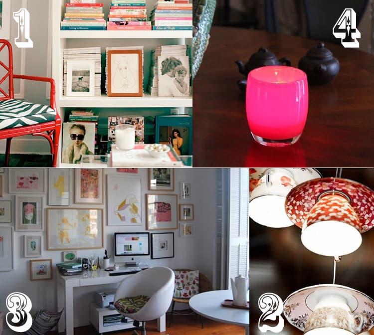 Pinterest home decor feature post