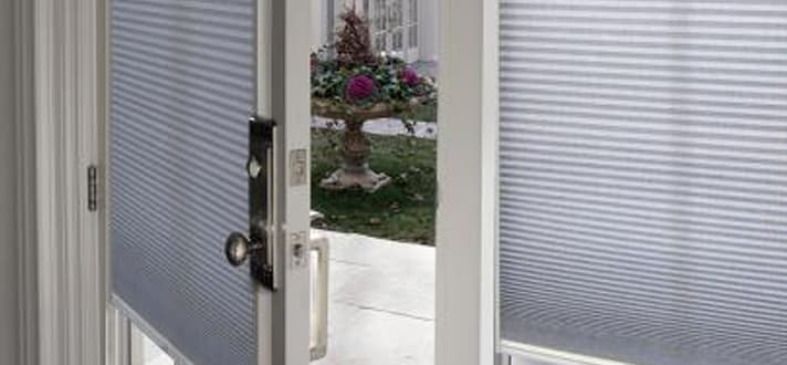 Alternatives To Enclosed Door Blinds You Can Install