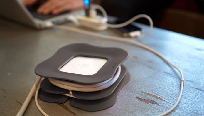 PowerCurl Mac Cord Manager