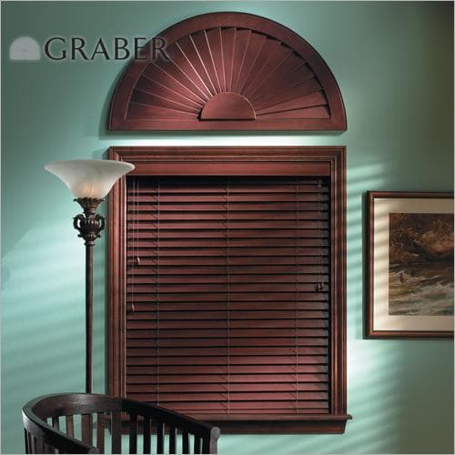 Graber Traditions 2 inch Wood Blinds New Blinds in Your Home by Thanksgiving!