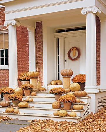 Fresh Ideas for Fall Decorating - The Finishing Touch