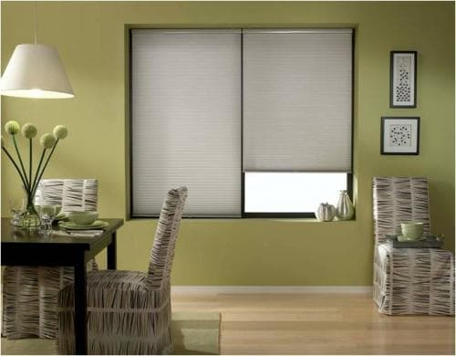 Blinds.com Brand Cordless Single Cell Economy Shade