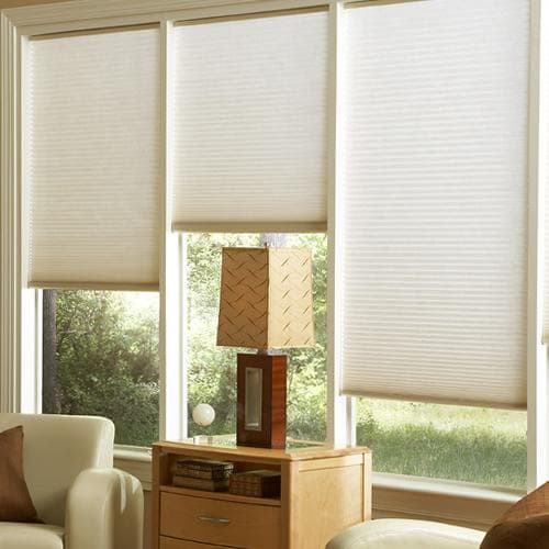Save 10% on the Blinds.com Brand Super Insulating Triple Cell Shade