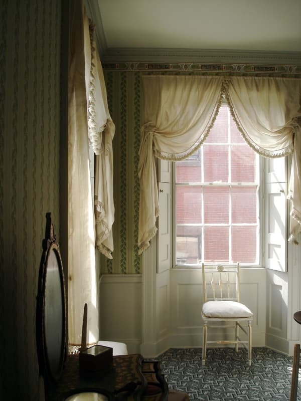 Window Treatments For Historic Homes The Finishing Touch