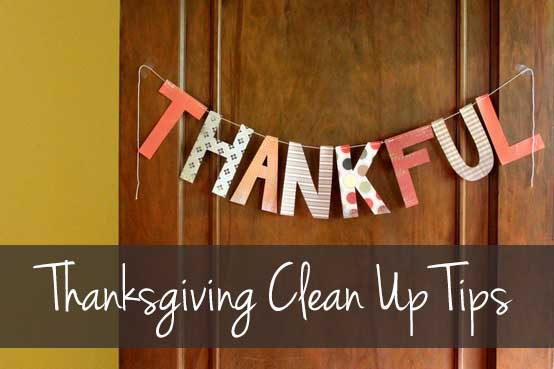 Thanksgiving-clean-up