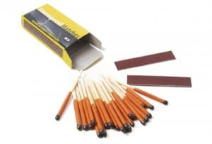 storm proof matches