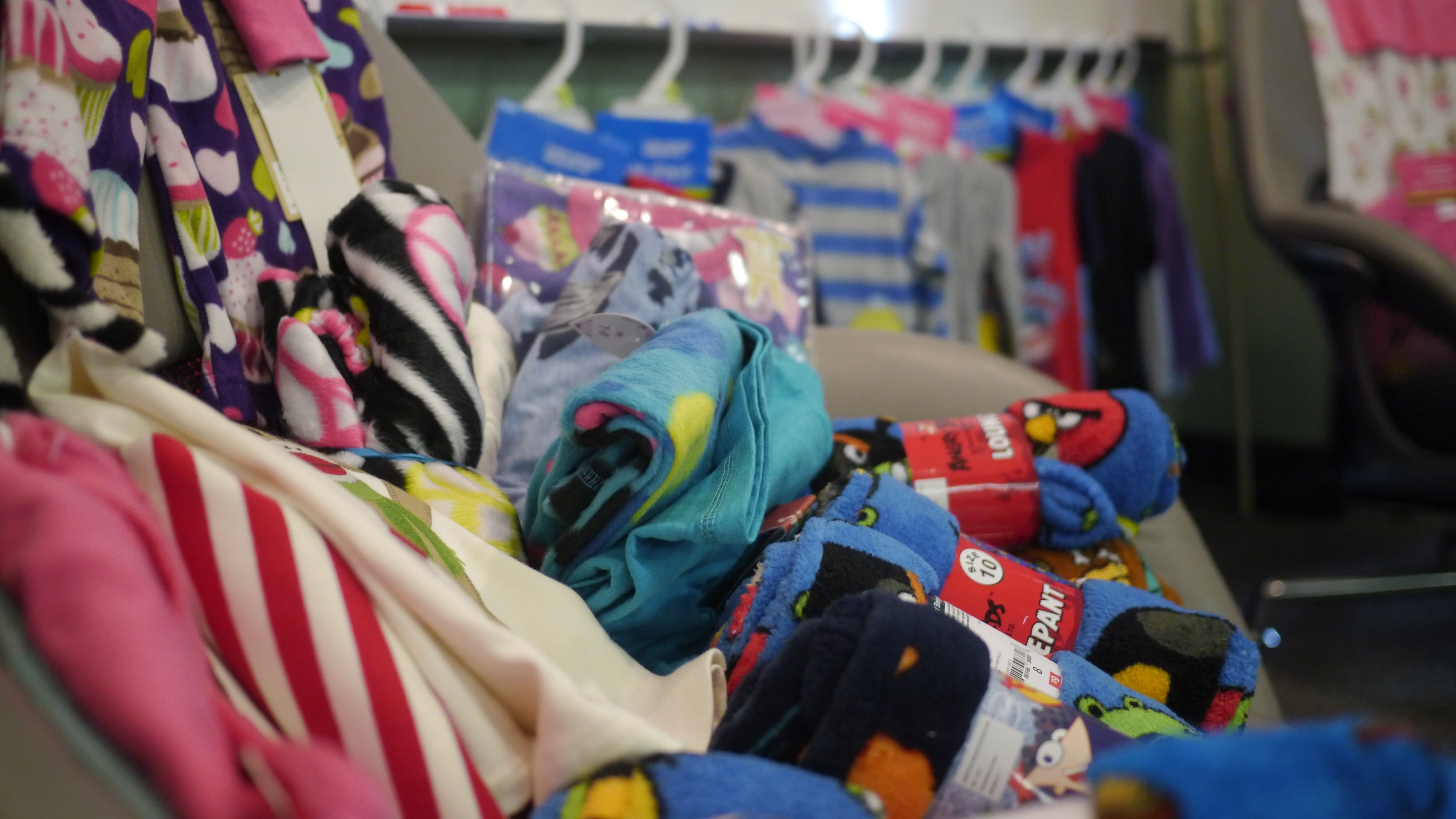 PJ Donations for Easter Seals