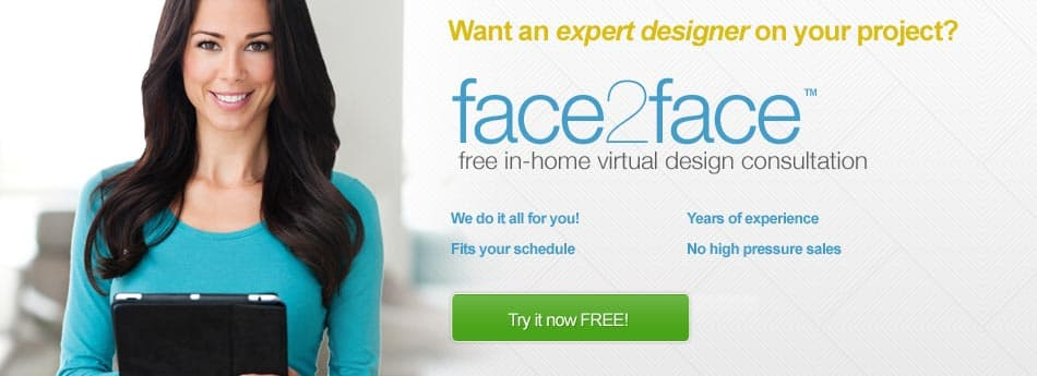 0113 face2face1 Video Chat with Decorating Experts: Face2Face