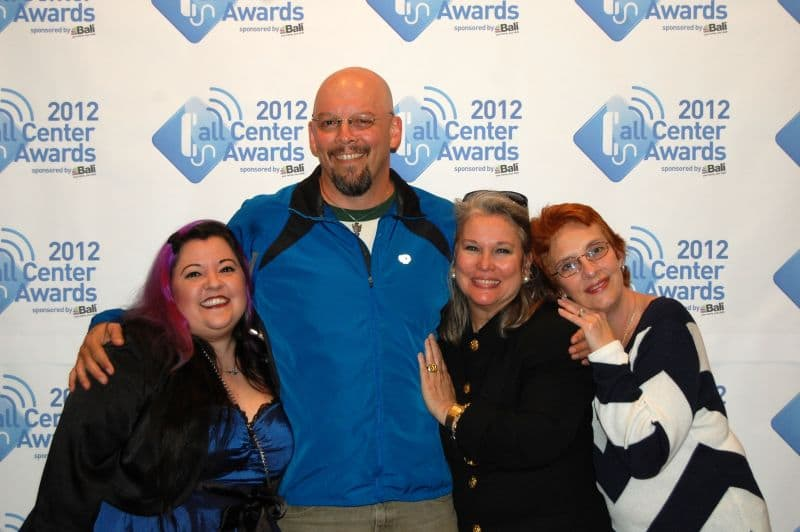 2012 Blinds.com Call Center Awards