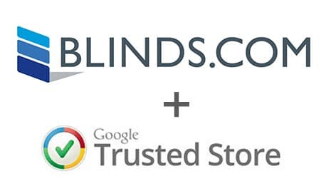 Blinds.com is now a Google Trusted Store