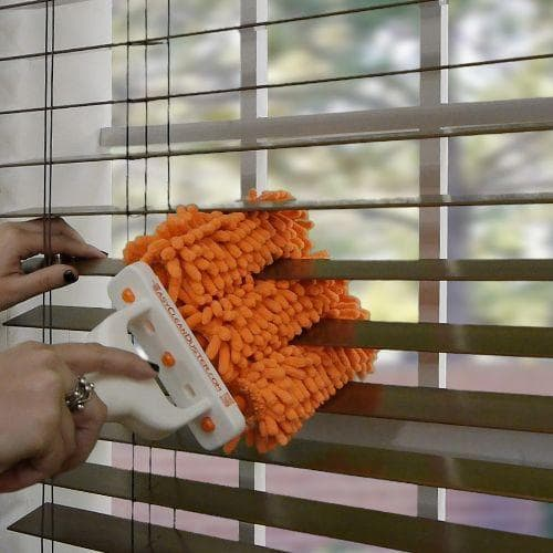 The Easy Clean Blinds Duster from Blinds.com