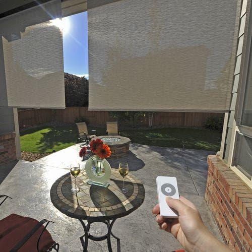 Blinds.com Brand Exterior Solar Shades
