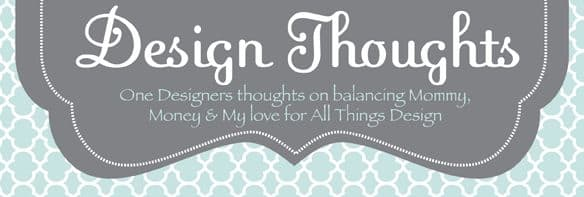 Design Thoughts by Kim Salter