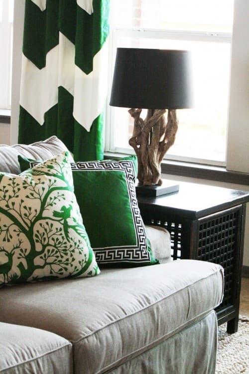 Emerald Home Decor