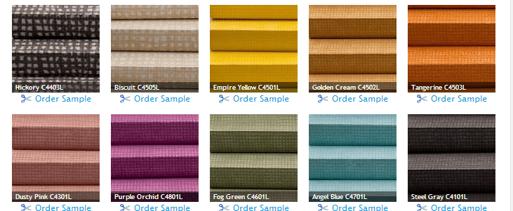 New Colors for Norman Cell Shades