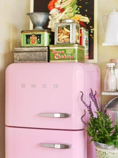 Smeg Eclectic2 Smeg: Colorful, Retro Fridges to Obsess Over