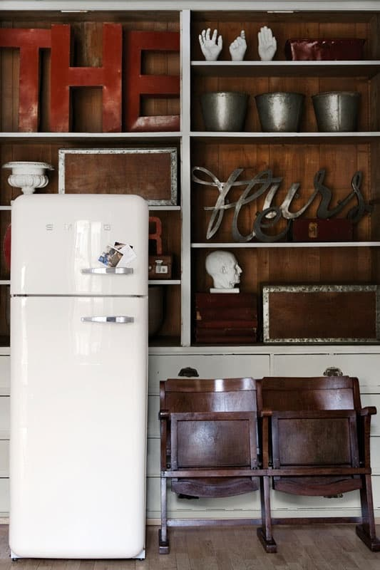 Smeg Eclectic31 Smeg: Colorful, Retro Fridges to Obsess Over
