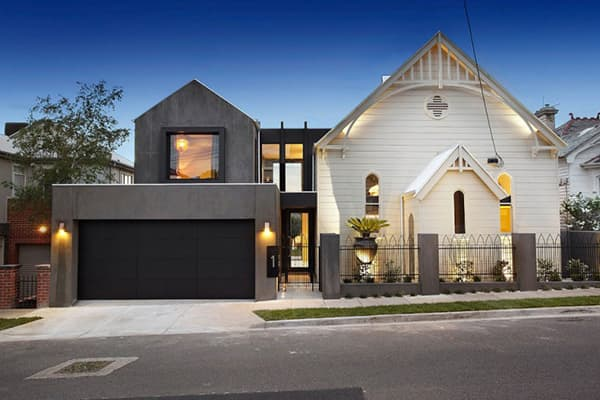 Anglican church turned home