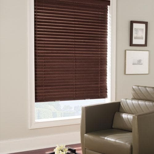 "Levolor 2"" Premium Wood Blinds"