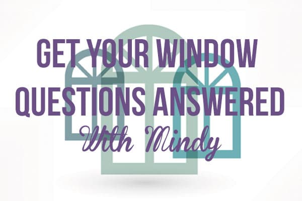 Window FAQ
