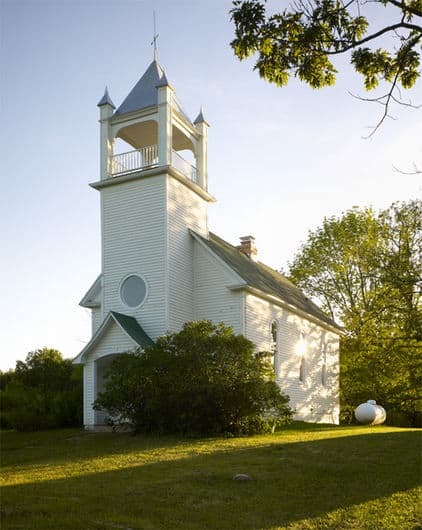 Wisconsin Church turned home